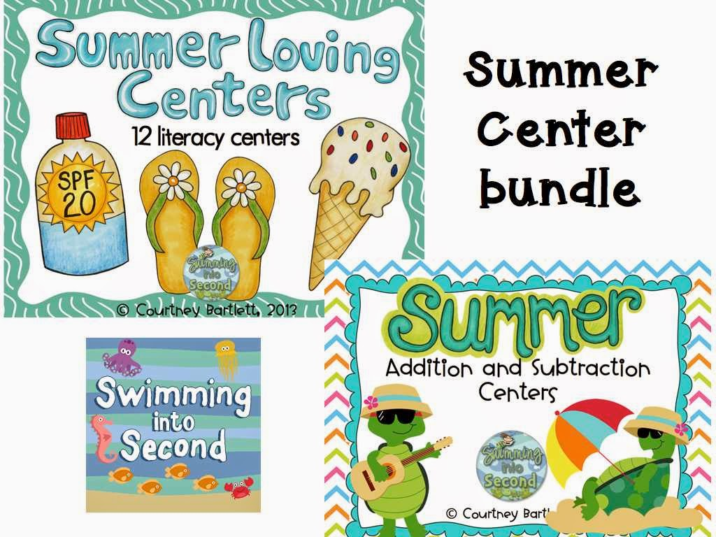 http://www.teacherspayteachers.com/Product/Summer-center-bundle-1227980