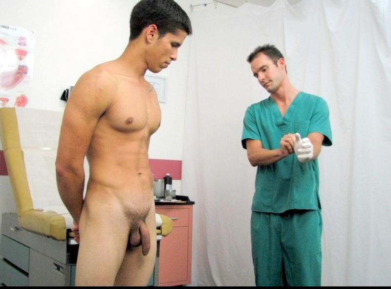Young mens physical exams xxx and medical
