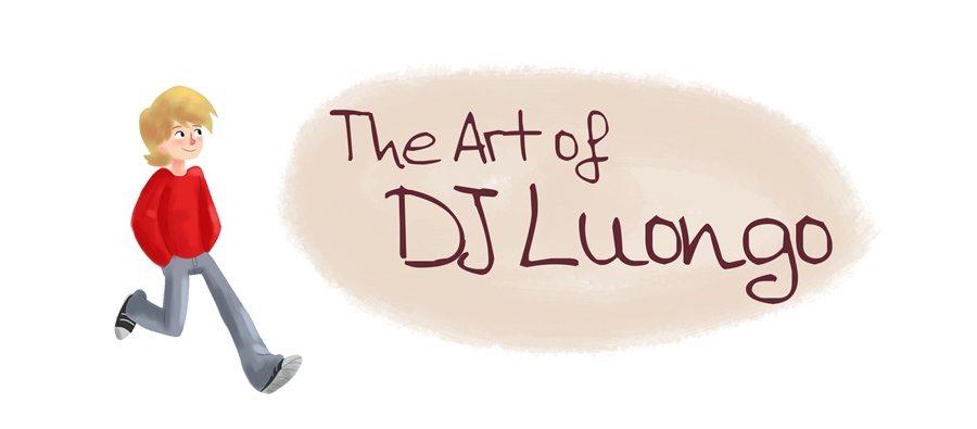 The Art of DJ Luongo