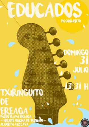 RECOMENDACIÓN!!! - 31/07/16<br> Txiringuito Ereaga - Getxo