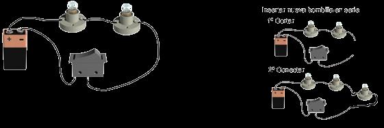 Circuito Electrico En Serie : Circuitos eléctricos circuito en serie