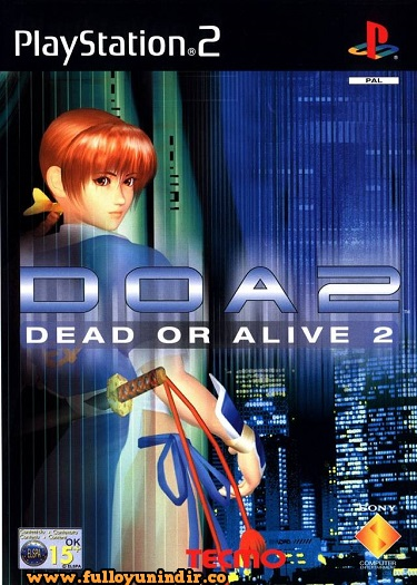 Dead or Alive 2 (PAL) Playstation 2 Tek Link