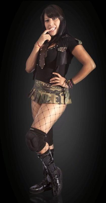 Lolita - Mexican Luchadoras