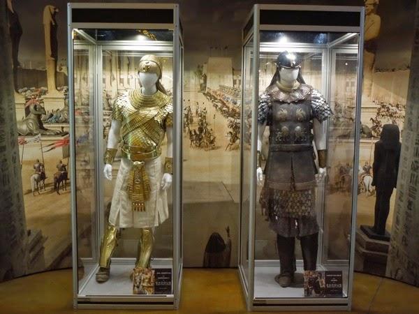 Exodus Gods and Kings film costumes