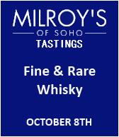 Milroy's Fine & Rare Tasting