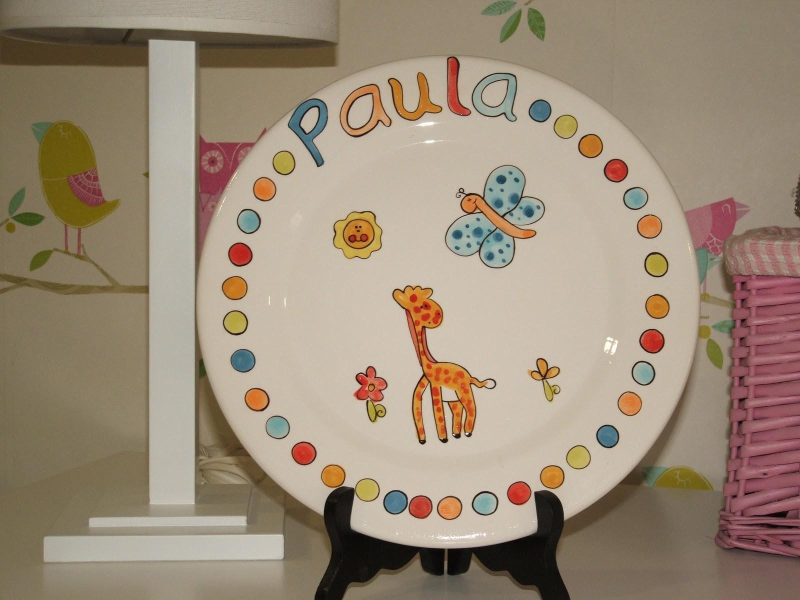 Luna lunera 20 02 11 27 02 11 for Vajillas bebe personalizadas