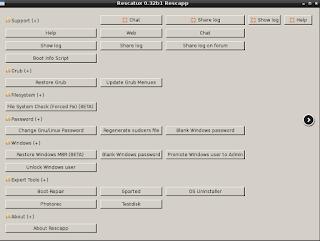 Download Rescatux 0.30.2 / 0.40 Beta 1