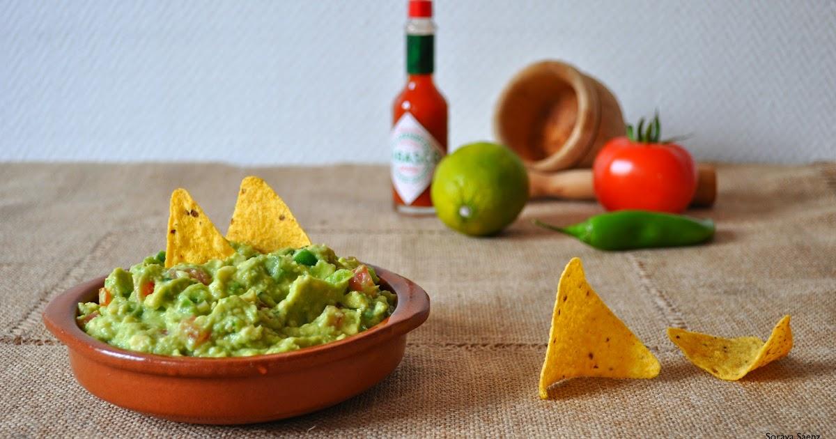 g u00c2teaux en espagne  recette du guacamole mexicain