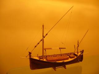 maquetas de barcos tradicionales