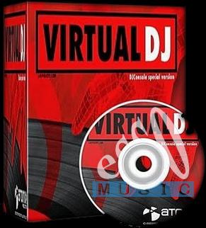 لوجو برنامج virtual Dj