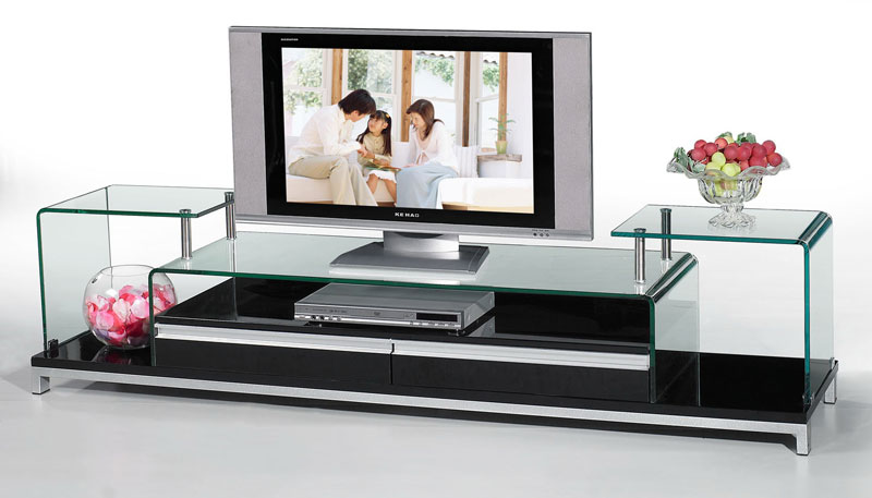 Modern TV Stand Glass