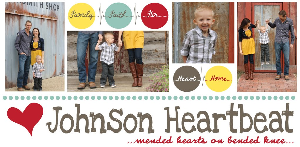 Little Johnson Heartbeat
