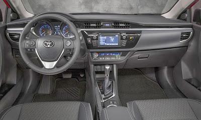 Mobil Sedan Corolla Altis 2014