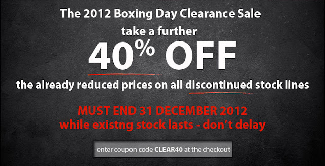 Boxing Day underwear sales wearitout
