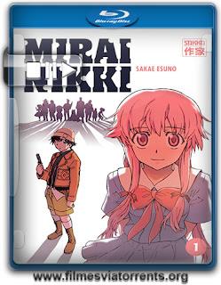 Mirai Nikki Torrent - BluRay Rip