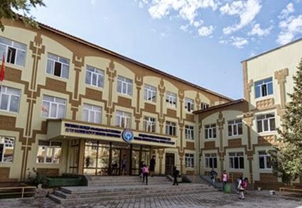 Togolok Moldo Orphans' School, Bishkek, Kyrgyzstan