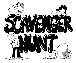 Daily Scavenger Hunt Giveaway