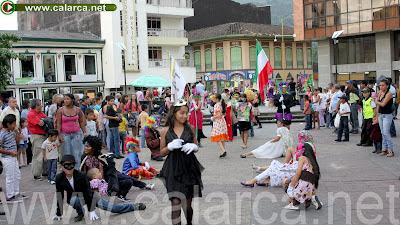Desfile Inaugural del 12° Encuentro Zonal de Teatro