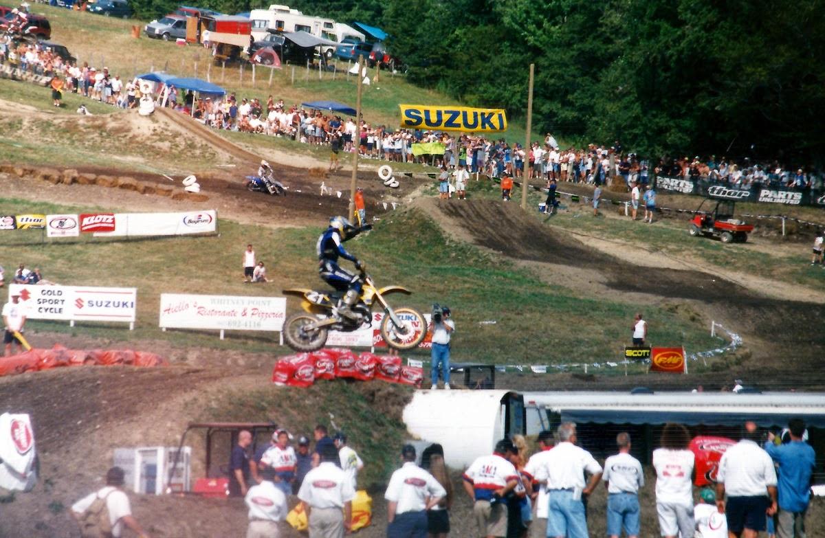 Robbie Reynard Broome Tioga 1998