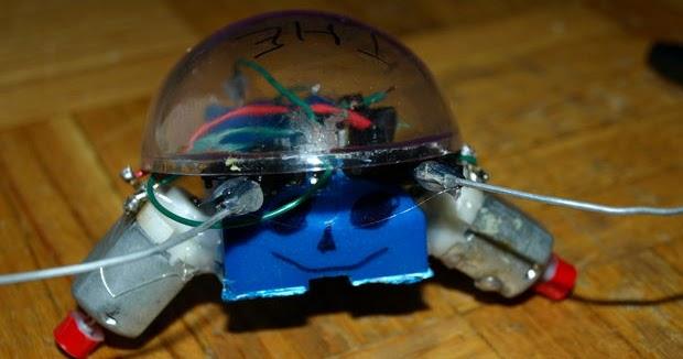 Bagaimana cara membuat robot forex