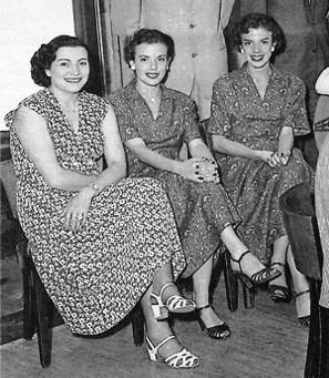 Sanremo 1951 - Nilla Pizzi - Duo Fasano - La Margherita
