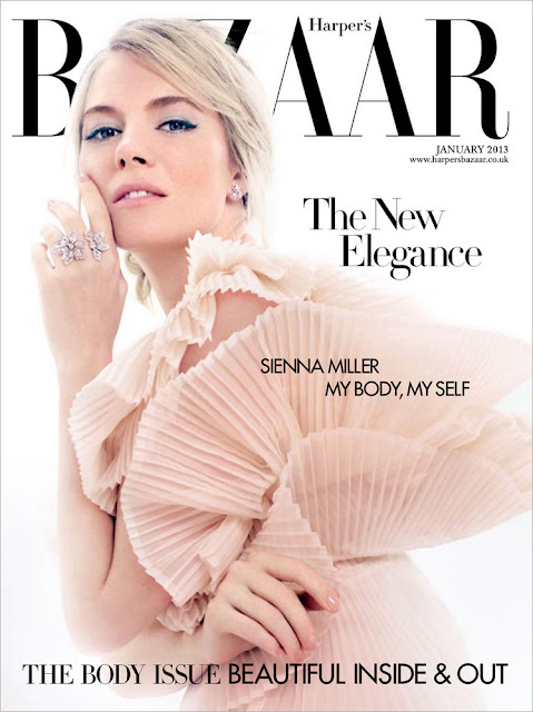 Sienna Milleron magazine