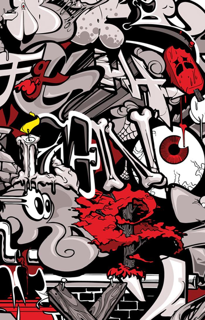 1000 images about graffiti on pinterest graffiti - Grafiti alpabet ...