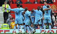 """Предлагаем вашему вниманию лучшие голы  """"Манчестер Сити """" забитые в дерби против  """"Манчестер Юнайтед """" с 1969 года..."""