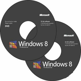 Windows 8 Professional x64/x86