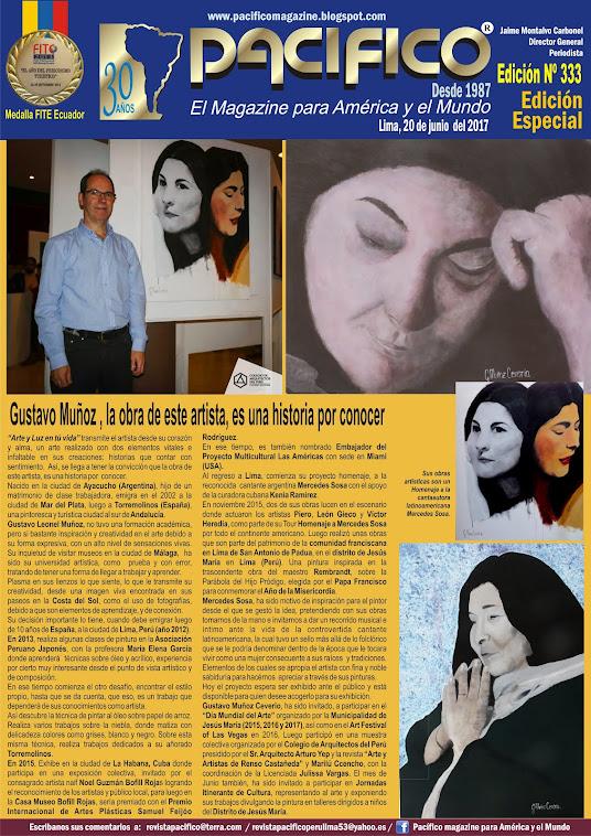 Revista Pacífico Nº 333 Edición Especial