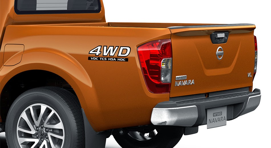 ALL NEW NP300 NAVARA 2015