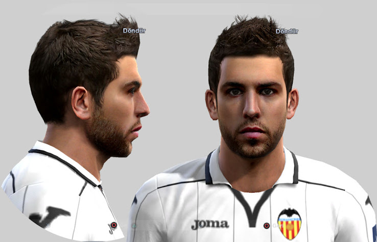 PES 2012 Jordi Alba Face by ilhan