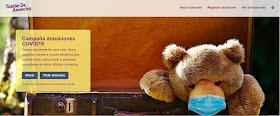 La Casa Vecinal de Tetuán se suma a la Campaña donaciones COVID19