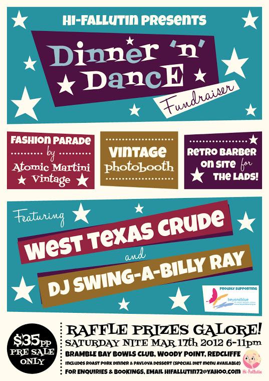 Dinner 'n' Dance 2012