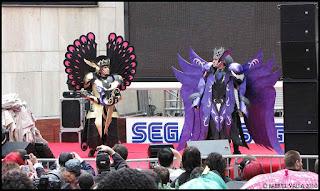 cosplay de scène 2 cosplay saint seya