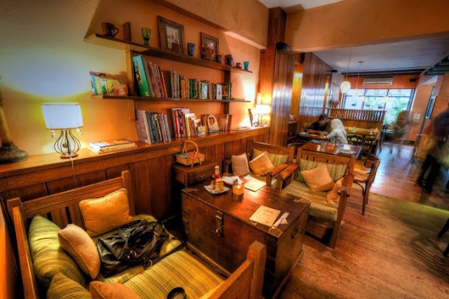Chatterbox Cafe - The 5 best cafes in Karachi