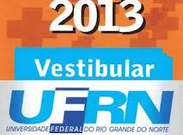 UFRN: Vestibular 2013
