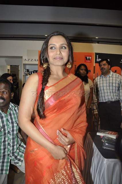 Rani mukherjee at Mafia Queens of Mumbai book hot photos