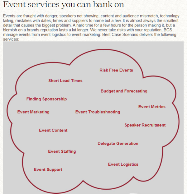 trusted event management specialists in Sydney