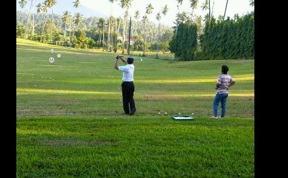 Kisah Pelik Pemain Golf Tidak Hormati Azan