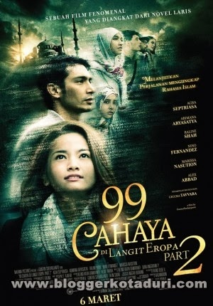 Sinopsis Film 99 Cahaya Di Langit Eropa Pat 2