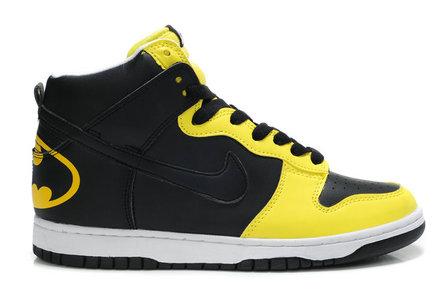 Mens Batman Tennis Shoes