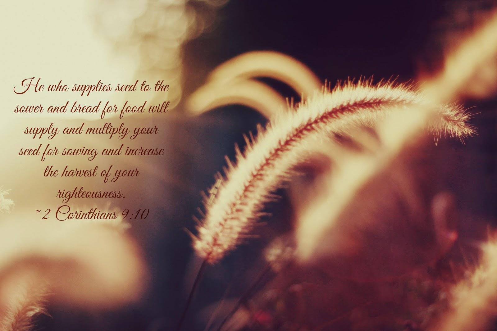 II Corinthians 9
