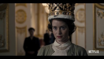 Sizzle Reel: The Crown (TV-Show / Series) - Season 1 Sizzle Trailer - Screenshot