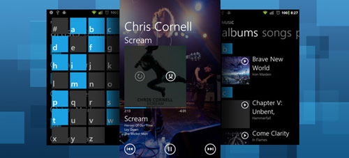 Aplikasi Android N7player