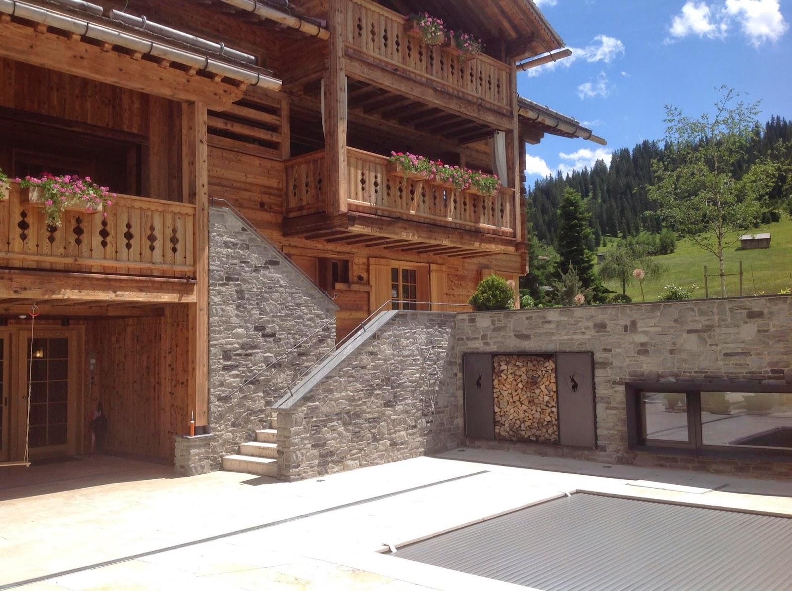 Fassadengestaltung steinoptik  Steintec: Fassaden
