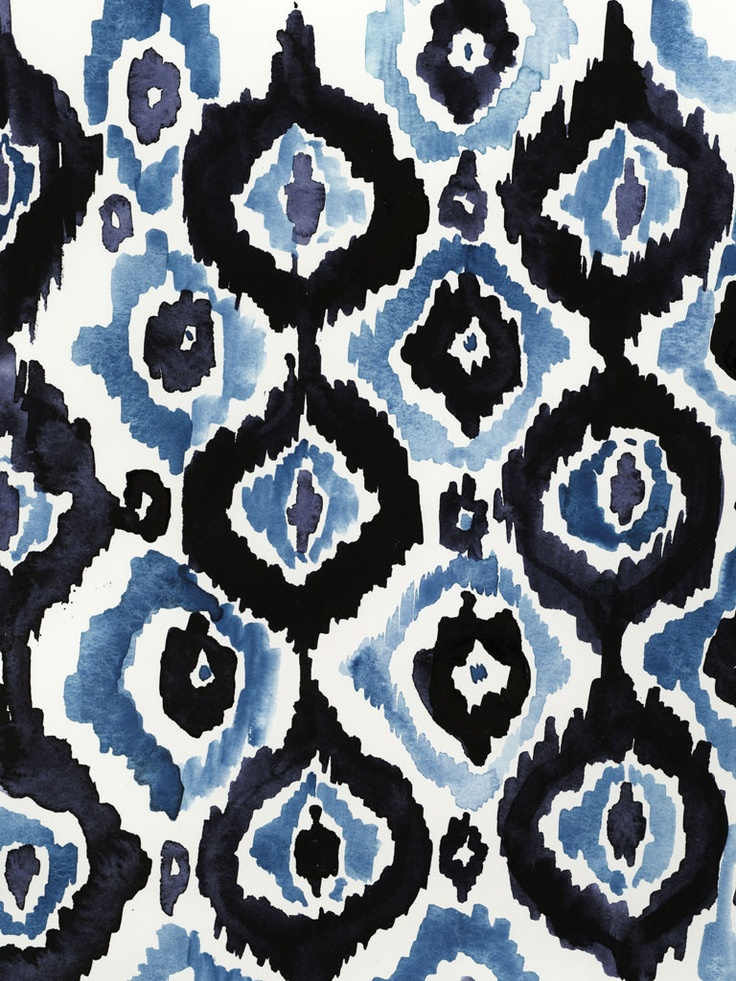 Flyer goodness ikat textile patterns for Print from pinterest