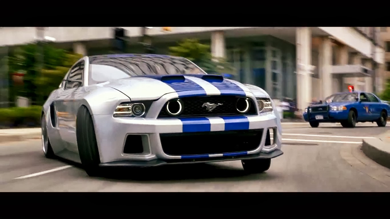 Need For Speed Kid Cudi Trailer
