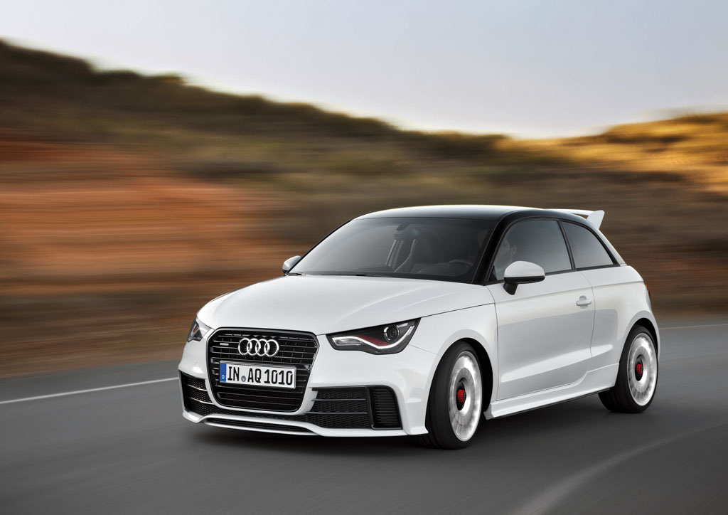 limited edition audi a1 quattro officially revealed. Black Bedroom Furniture Sets. Home Design Ideas