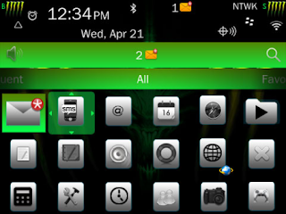 Monster Theme (9900/9930 OS7) Preview 3